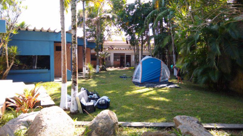 Camping e Hostel Mar é Vida