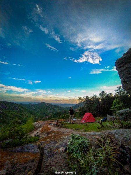 Camping Boca Negra