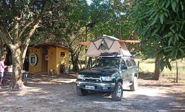 Camping Pé na Jaca