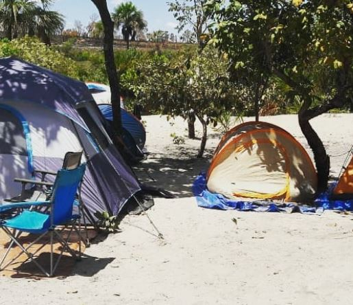 Camping Prainha e Fervedouro Mumbuca