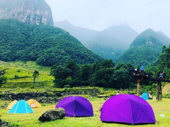 Camping Pousada das Pirâmides