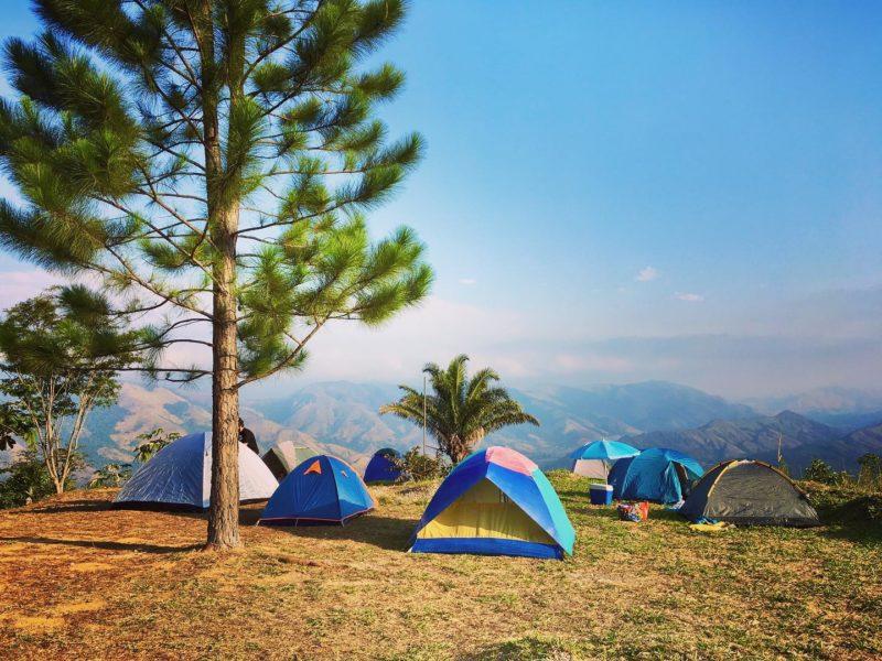 Camping Fazenda Boa Vista dos Leões