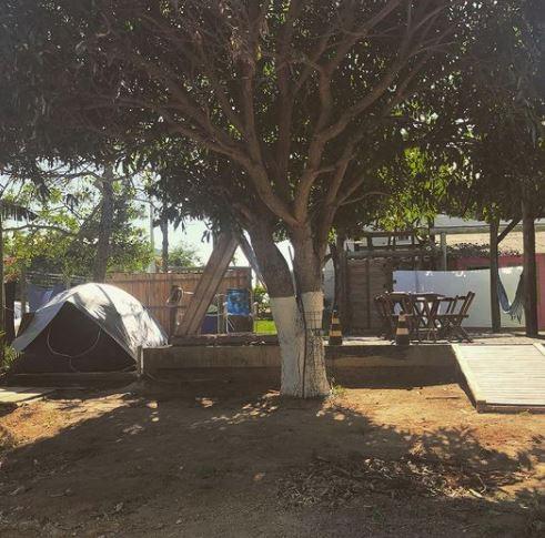 Camping Akampa Siriú