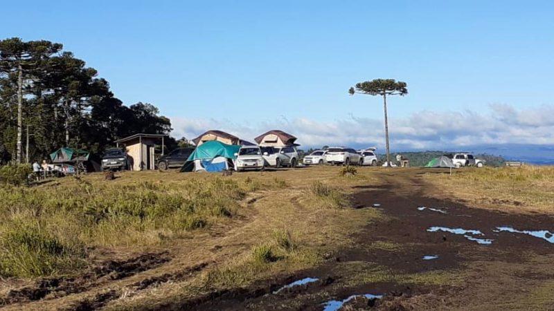 Camping Cachoeira dos Bugres – Abrigo 1500