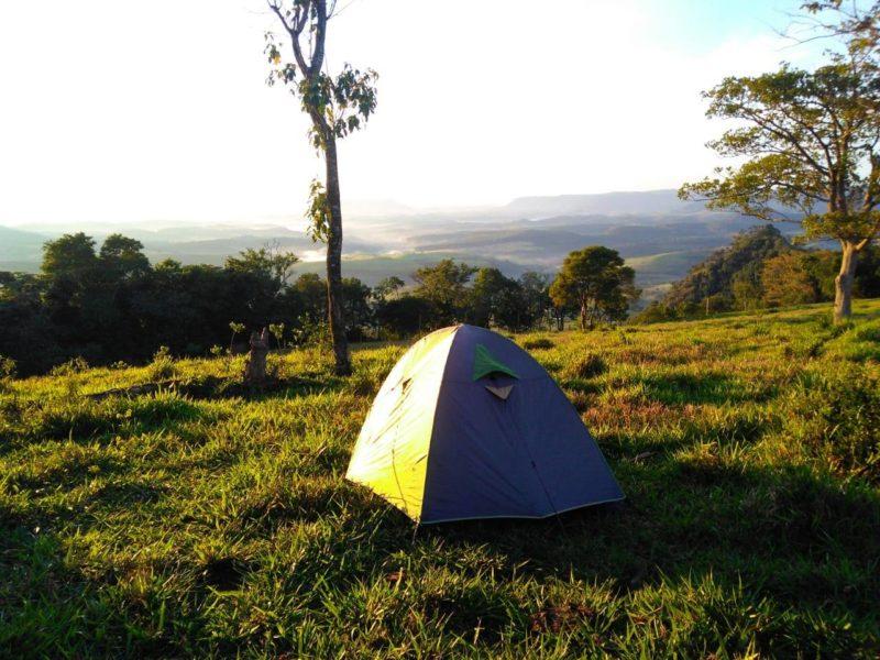 Camping Hostel Bela Vista 3 pedras