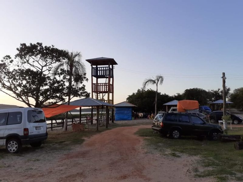 Camping Balneário Paraíso