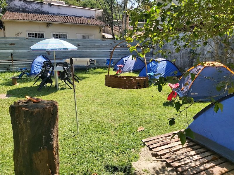Camping Litoral Norte