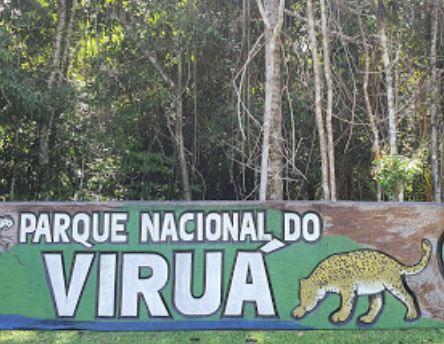 Camping – Parque Nacional do Viruá