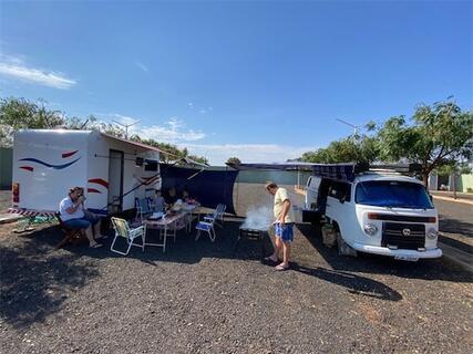 Camping Regional Plaza Hotel