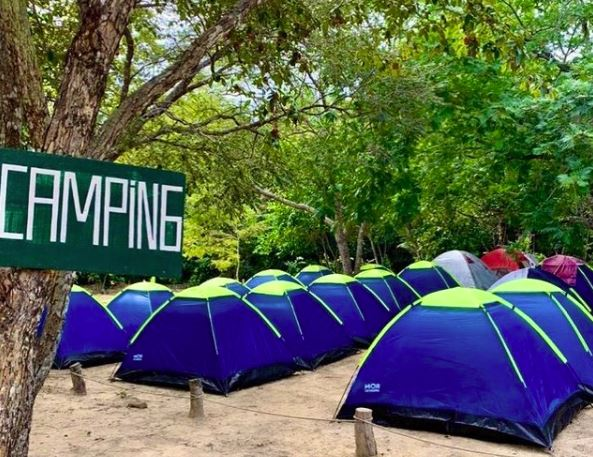 Camping Reserva Natureza Divina