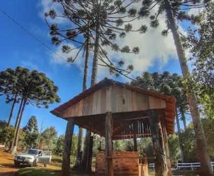 Camping Fazenda Três Fronteiras