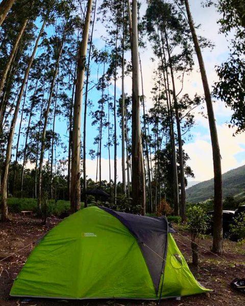 Camping Rio de Estrelas