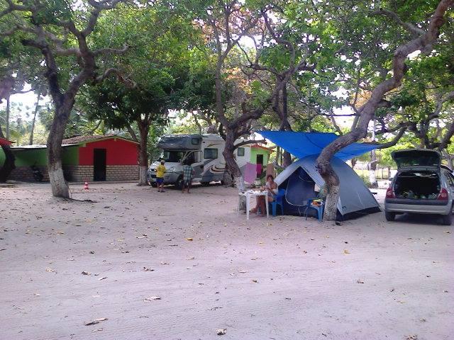 Camping do Tião - Jijoca de Jericoacoara-CE