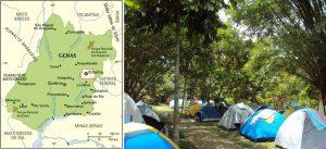 Os 5 melhores Destinos Para Acampar em Goiás