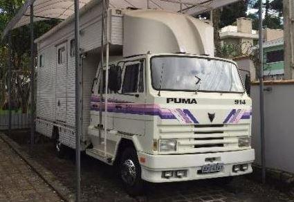 caminhoes puma 914