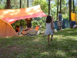 acampando na pascoa