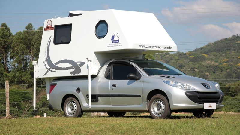 Mini Camper Para Picapes Pequenas Macamp Guia Camping