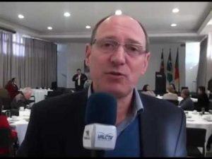 Reportagem de TV sobre EXPO Motor Home e Campismo