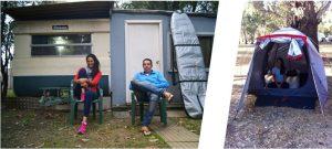 Como é Viver em um Camping