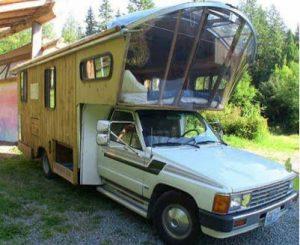 Blog Parceiro: Motor-Homes Clássicos, Improvisados e Atuais