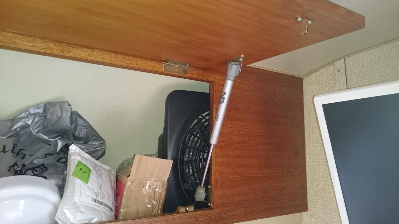 amortecedor do armario