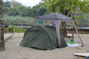Acampar: A Forma de Hospedagem Ecoturista