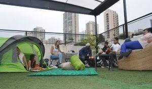 Primeiro Camping Urbano de São Paulo É Opção Para a Adventure Sports Fair