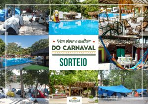 Camping Mundaí Sorteia Pacote para Carnaval