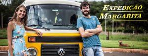 América do Sul de Kombi – Expedição Margarita