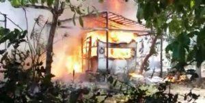 Incêndio no Camping de Salvador Destrói 5 Trailers