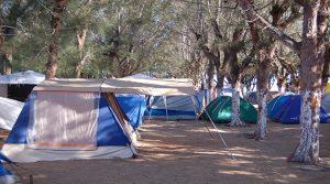 Após reformas, camping da Praia do Farol, em Campos, será reaberto neste sábado