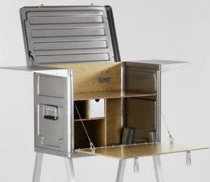 Chuck Box – A Cozinha Personalizada do Campista