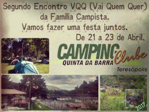 2° VQQ da Familia Campista em Teresópolis-RJ