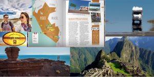 O Livro América do Sul Sobre Rodas Está Chegando…