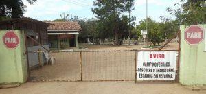 Camping de São Lourenço do Sul é fechado por tempo indeterminado