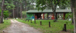 Camping do Rio Vermelho Abre Para Day Use
