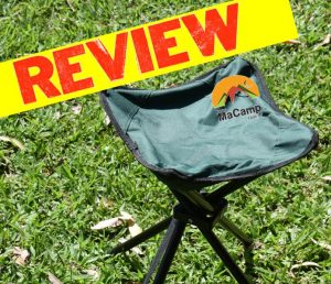 Review: Banqueta Camping 4 Pés – Guepardo