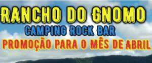 Camping Rock Bar em São Tomé das Letras Divulga Preços Para Abril