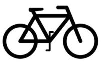 Litoral de São Paulo de Bicicleta Acampando