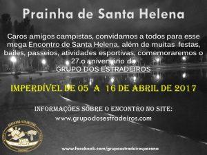 ENCONTRO NACIONAL DE CAMPISTAS DE SANTA HELENA