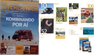 Saiu a 4ª Edição da Revista Overlander