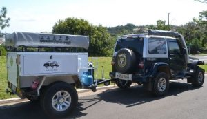 Carreta Global One Expedition Off-Road Trailer
