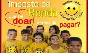 Solidariedade CAMPISTA No Imposto de Renda.