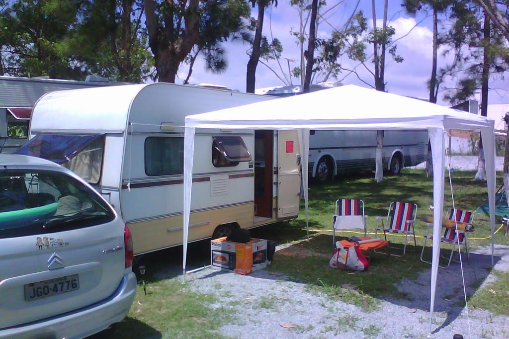 Camping em Piçarras