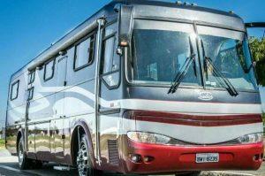 "Motorhome ""ônibus casa"" – 2005"