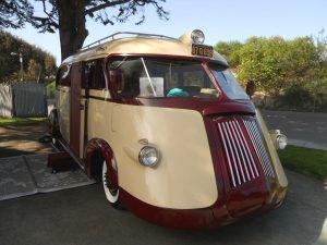 Motor Home Projetado Pelo Criador da Rural Wyllis