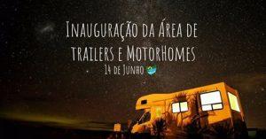 Camping Valle das Águas Inaugura Seu Espaço Para RV`s