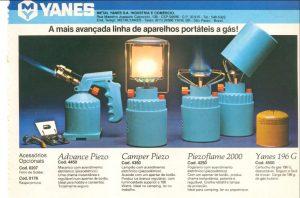 Do Museu MaCamp: Yanes – Linha de Camping