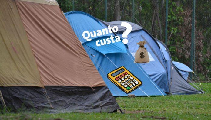 QUanto Custa Começar Acampar