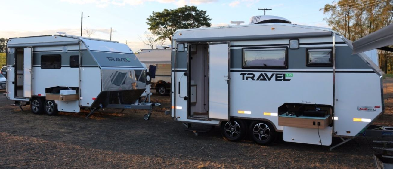 Travel - O Trailer Premium da Easy Transport